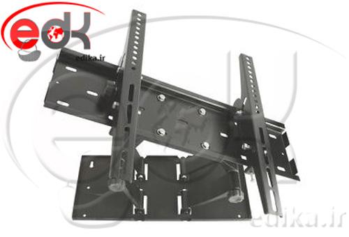 پایه دیواری دو بازویی بزرگ مناسب 40-65 اینچ مدل BKA