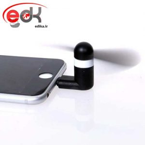 پنکه موبایلی آیفون مینی مناسب تمامی گوشی های آیفون