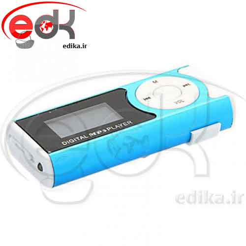 ام پي تري LCD دار و رم خور دارای چراغ قوه MP3 Player