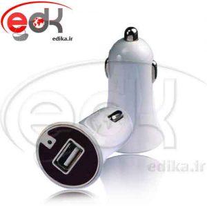 شارژر فندکي تک خروجي یک آمپر پک فله بدون کابل