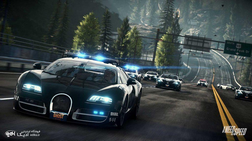 بازی Need for Speed Rivals برای کامپیوتر