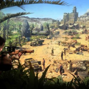 بازی Sniper Elite 3 برای PC