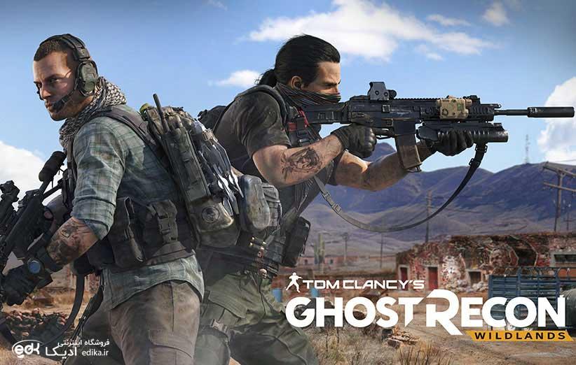 بازی Ghost Recon Wildlands برای کامپیوتر