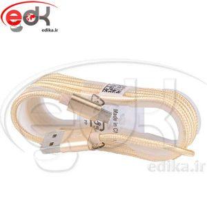 کابل دو کاره اندرويد و ايفون کنفي USB CABLE