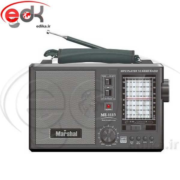 رادیو رم و فلش خور MARSHAL ME-1113