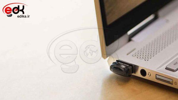 فلش Sandisk Ultra Fit USB3.1 -ظرفیت 32 و 16 گیگ