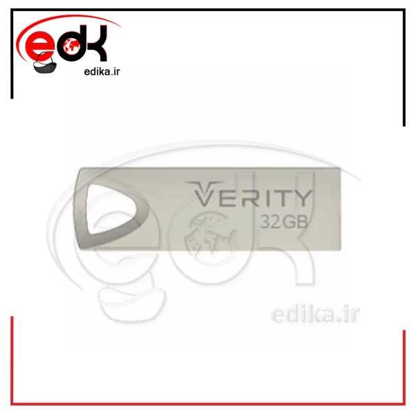 فلش مموری VERITY V809 32GB با ضمانت مادام