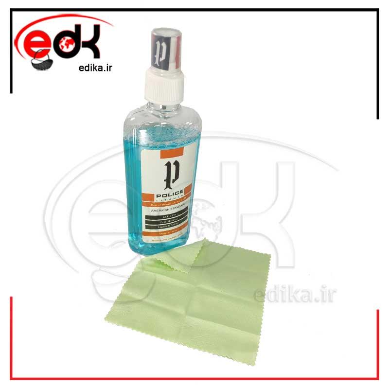 اسپری بزرگ + دستمال تمیزکننده CANON