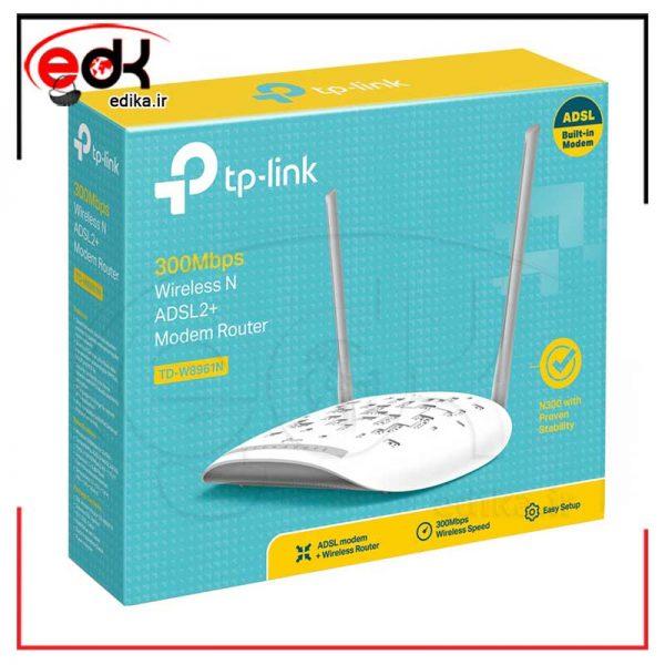 مودم تی پی لینک ADSL2 Tp-Link TD-W8961ND
