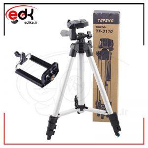 سه پایه بلند دوربین و موبایل مدل 3110