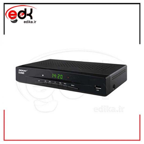 دستگاه گیرنده دیجیتال دنای مدل STB1031H پشتیبانی تصاویر با فرمت HEVC