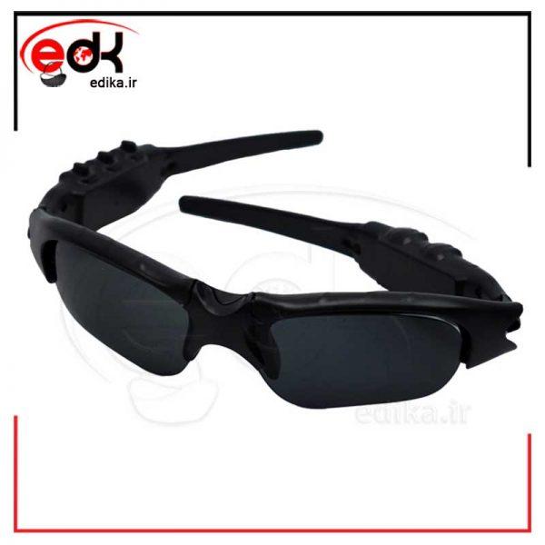 هدفون و عینک بلوتوثی Sunglasses MP3 Player