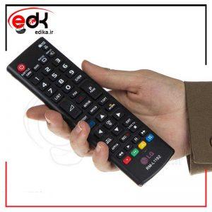 کنترل با کیفیت ال جی مخصوص تلویزیونهای ال جی