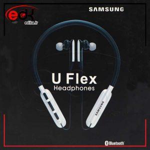 هندزفری بلوتوثی و رم خور دورگردنی Samsung U Flex EO-BG950