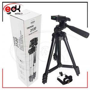 سه پایه بلند دوربین و موبایل مدل 3120 TRIPOD