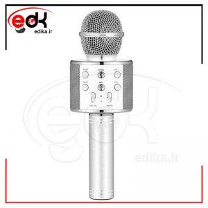 میکروفون و اسپیکر بلوتوث WSTER WS-858