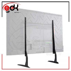 پایه رومیزی تلویزیون مناسب سایز 32 تا 60 اینچ