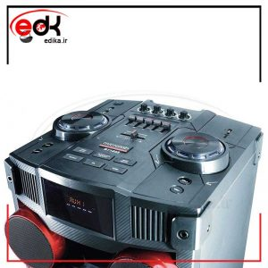 اسپیکر خانگی میکرولب مدل DJ-1202
