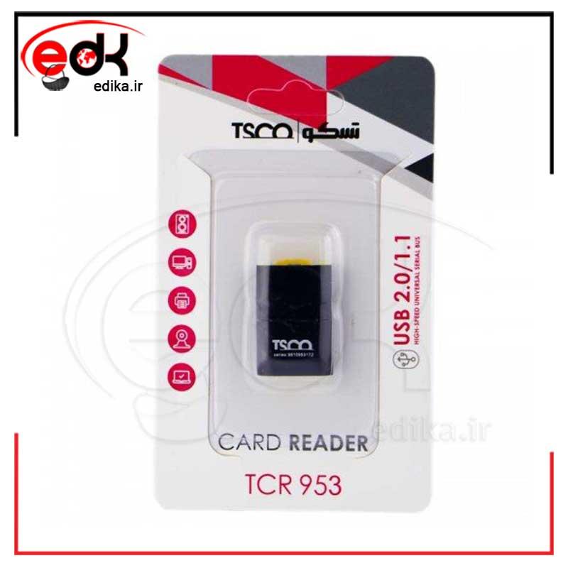 رم ریدر برند TSCO مدل TCR 953