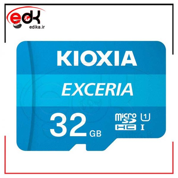 رم میکرو ۳۲ گیگ پکدار کیوکسیا Kioxia EXCERIA U1 C10 100MB/s