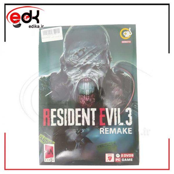 بازی Resident Evil 3 Remake مخصوص PC