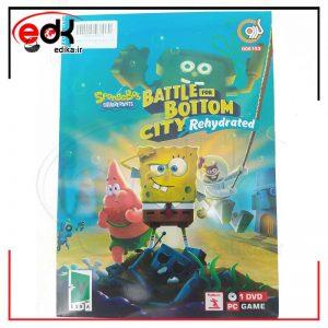 دانلود بازی باب اسفنجی SpongeBob SquarePants BfBB Rehydrated برای کامپیوتر