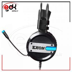 هدفون گیمینگ سیم دار مدل EXON GH-200