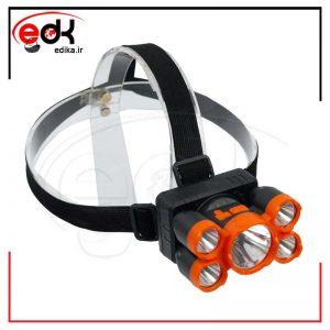 چراغ قوه پیشانی هدلایت شارژی High Power Headlamp