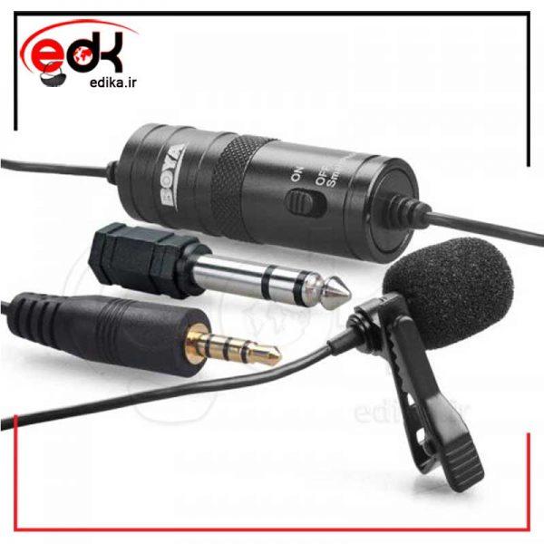 میکروفون یقه ای بویا مدل BY-M1 Pro